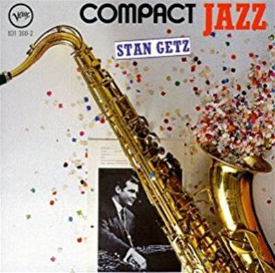 STAN GETZ - COMPACT JAZZ (12 TITRES) (VERVE RECORDS)