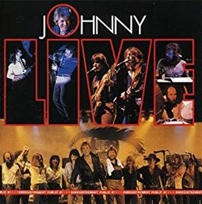 *CD.* JOHNNY HALLYDAY - JOHNNY LIVE 81