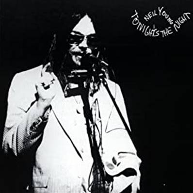 *CD* NEIL YOUNG - TONIGHT'S THE NIGHT (ALBUM 1975)