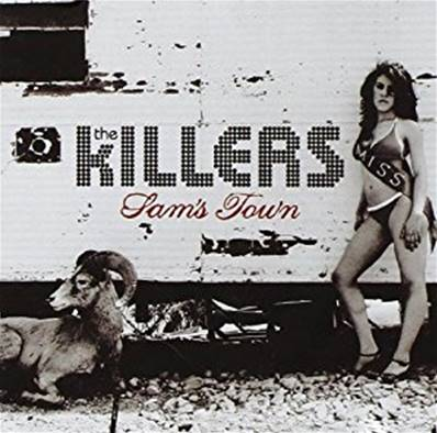THE KILLERS - SAMS TOWN (ROCK INDÉ)