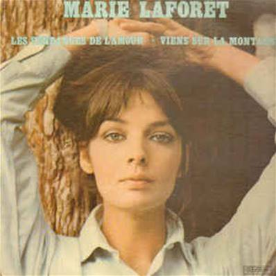 MARIE LAFORET - LES VENDANGES DE L'AMOUR (COLLECTION MUSIDISC)