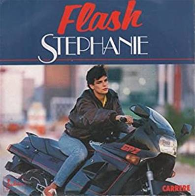 *VINYLE-45T* STEPHANIE - FLASH (1986)
