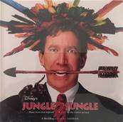 JUNGLE 2 JUNGLE (MUSIC FROM AND INSPIRED BY THE MOTION PICTURE) (ALBUM 1997)