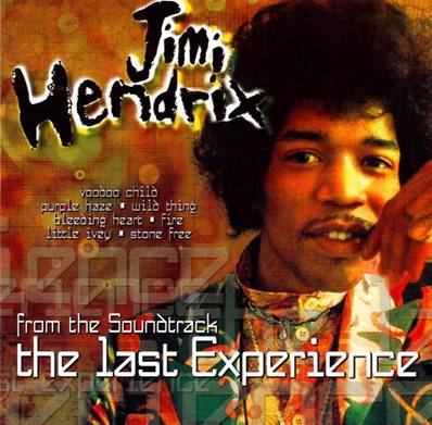 *CD.* JIMI HENDRIX - FROM THE SOUNDTRACK THE LAST EXPERIENCE