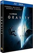 *Blu-Ray.* GRAVITY (BLU-RAY)+(COPIE DIGITALE)