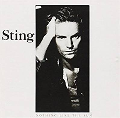 STING - NOTHING LIKE THE SUN (ROCK)