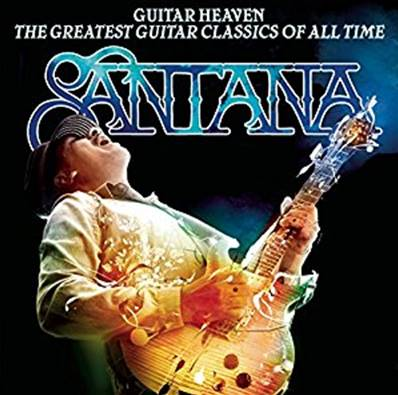 SANTANA - GUITAR HEAVEN + DVD