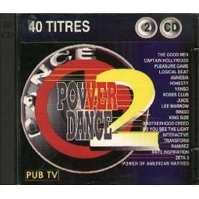 POWER DANCE - VOL. 2