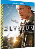 *Blu-Ray.* ELYSIUM - BLU-RAY+ COPIE DIGITALE