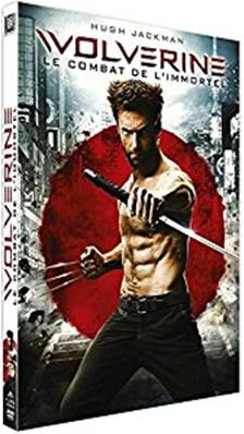 WOLVERINE LE COMBAT DE L'IMMORTEL (ACTION) (FANTASTIQUE) (HUGH JACKMAN)