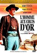 L'HOMME AUX COLTS D'OR (EDITION SPECIALE) (WESTERN) (HENRI FONDA)(ANTHONY QUINN)