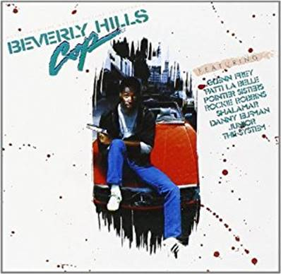 LE FLIC DE BEVERLY HILLS 1 (MUSIC FRON THE MOTION PICTURE SOUNDTRACK) (1984)
