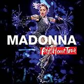 MADONNA - REBEL HEART TOUR (2017) (LIVE 2 CD)
