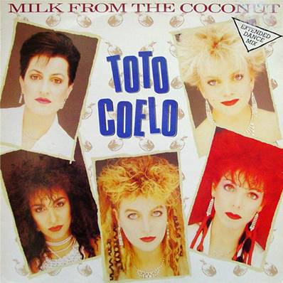 TOTO COELO - MILK FROM THE COCONUT (1983)