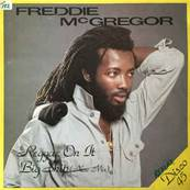 FREDDIE MCGREGOR - REGGAE ON IT