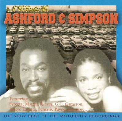 *CD.* A TRIBUTE TO ASHFORD & SIMPSON (ALBUM 1996) (SOUL)
