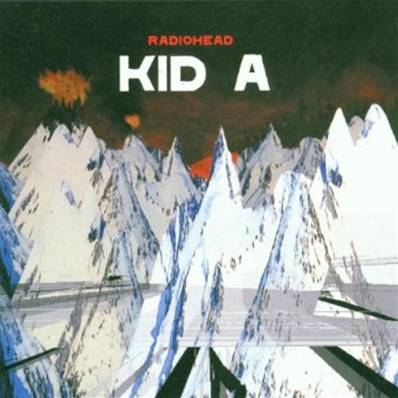 CD RADIOHEAD - KID A (ALBUM 2000) (ROCK INDE)