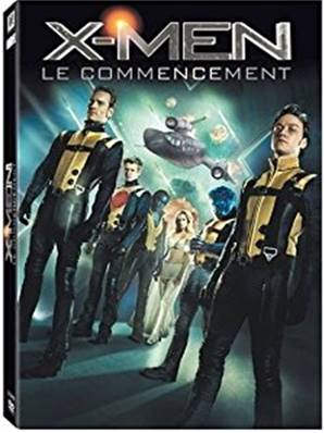*DVD* X-MEN LE COMMENCEMENT