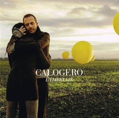 *CD* CALOGERO - L'EMBELLIE (ALBUM 2009)