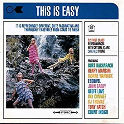 THIS IS EASY (COMPILATION) (2CD)(52 FIRST CLASS PERFORMANCES WITH CRYSTAL CLEAR)