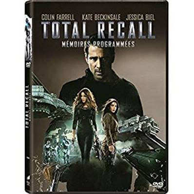 TOTAL RECALL - MEMOIRES PROGRAMMEES