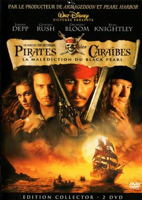 PIRATES DES CARAIBES (LA MALEDICTION DU BLACK PEARL) (EDITION COLLECTOR)