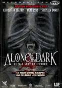 ALONE IN THE DARK (2005) (FANTASTIQUE) (AVEC CHRISTIAN SLATER)