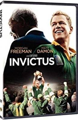 INVICTUS (2009) (HISTORIQUE) (MORGAN FREEMAN) (MATT DAMON) (CLINT EASTWOOD)