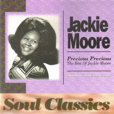 *CD.* JACKIE MOORE - PRECIOUS PRECIOUS (BEST OF JACKIE MOORE) (IMPORT USA)