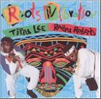 *CD.* LEE TIPPA & RAPPA ROBERTS - ROOTS VIBRATION (ALBUM 1990) (REGGAE)