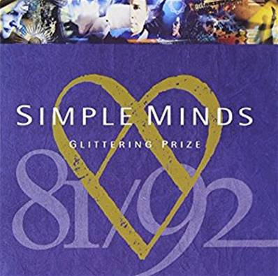 *CD* THE SIMPLE MINDS - GLITTERING PRIZE (BEST OF 1981-1992)
