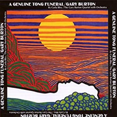 *CD.* THE GARY BURTON QUARTET WITH ORCHESTRA - A GENUINE TONG FUNERAL (ALBUM 1968)