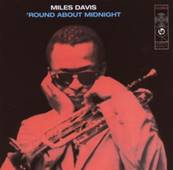 MILES DAVIS - ROUND ABOUT MIDNIGHT (JAZZ)