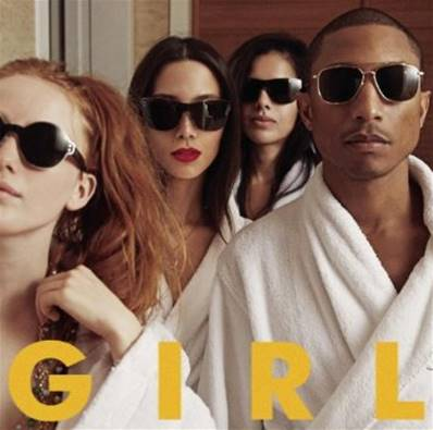 WILLIAMS PHARRELL - GIRL (ALBUM 2014)