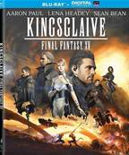*Blu-Ray.* FINAL FANTASY XV - KINGSGLAIVE (2016) (ANIMATION)