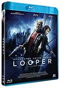 *Blu-Ray.* LOOPER (2012) (SCIENCE-FICTION) (BRUCE WILLIS)