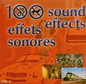 100 EFFETS SONORES VOL. 2 (COMPILATION )