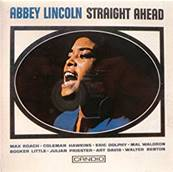ABBEY LINCOLN - STRAIGHT AHEAD (JAZZ)