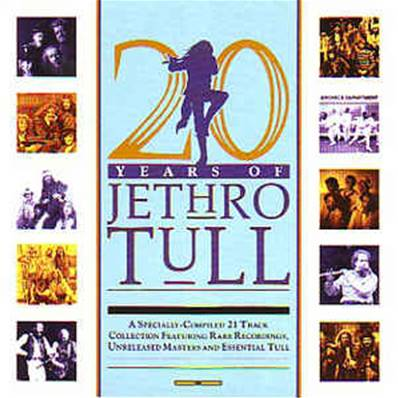 *CD.* JETHRO TULL - 20 YEARS OF