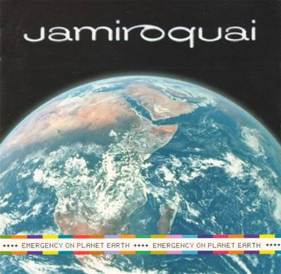 *CD.* JAMIROQUAI - EMERGENCY ON PLANET EARTH (CD 4 TITRES) (1993) (IMPORT JAPON)