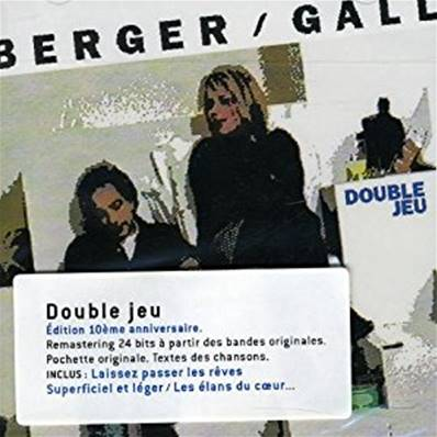 BERGER MICHEL - DOUBLE JEU