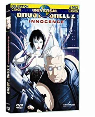 GHOST IN THE SHELL 2 (INNOCENCE) (ANIMATION)