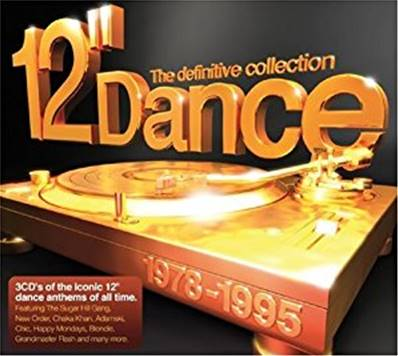 12 DANCE - THE DEFINITIVE COLLECTION (3 CD) (IMPORT USA) (COMPILATION)