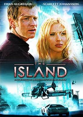 THE ISLAND (FILM 2005) (SCIENCE-FICTION) (SCARLETT JOHANSSON)