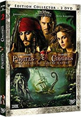 PIRATES DES CARAIBES (LE SECRET DU COFFRE MAUDIT) (EDITION COLLECTOR)