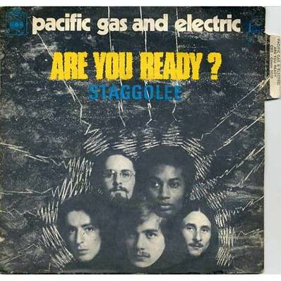 PACIFIC GAS AND ELECTRIC - ARE YOU READY
