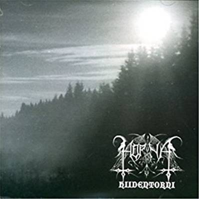 HORNA - HIIDENTORNI (BLACK METAL)