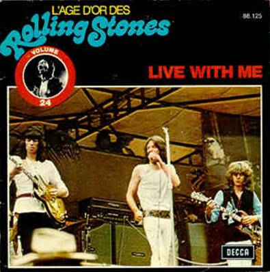 THE ROLLING STONES - LIVE WITH ME