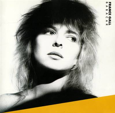 FRANCE GALL - BABACAR (1987) (1ERE EDITION CD)
