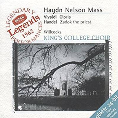 HAYDN - MESSE NELSON (CLASSIQUE)